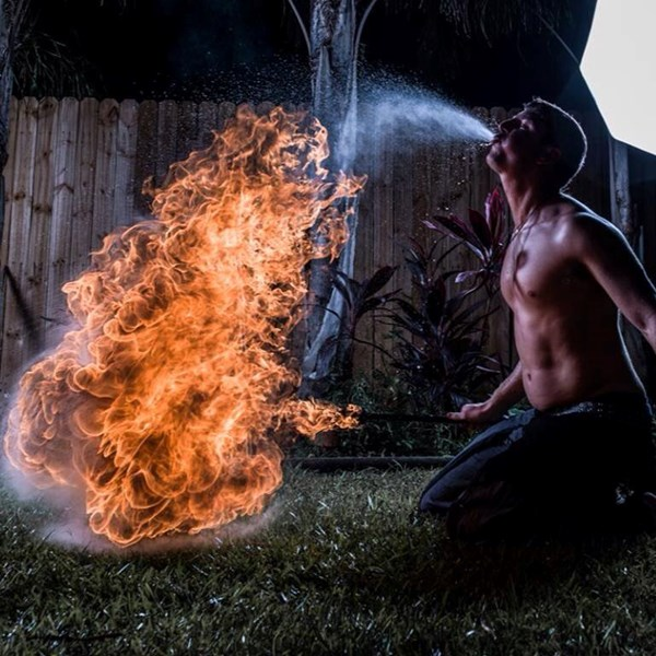 Groovolution - Fire Dancer - West Palm Beach, FL
