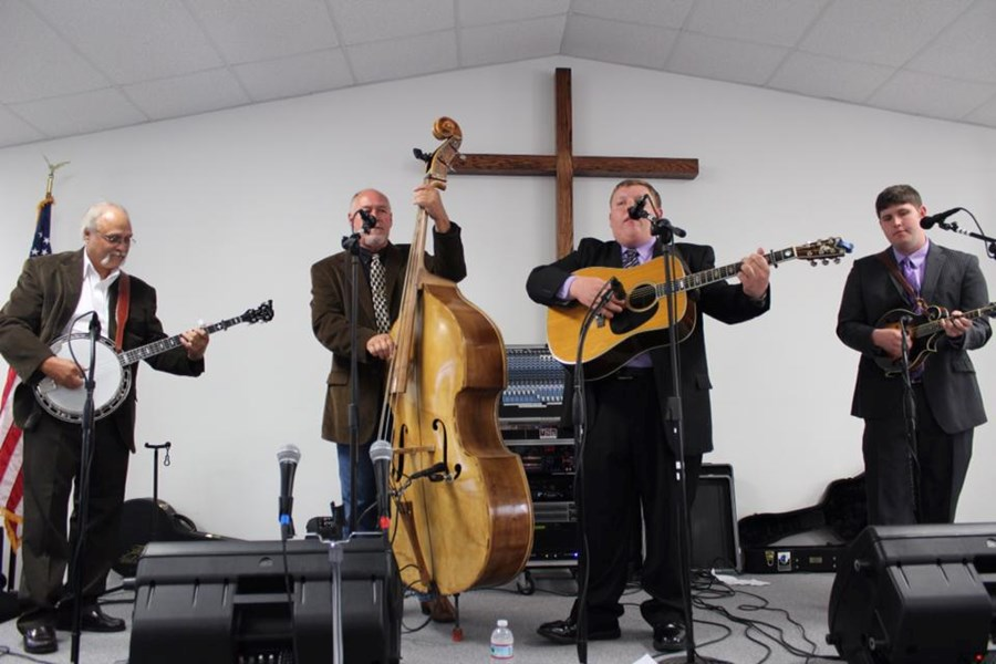 The Southern Gospel Express - Bluegrass Band - Columbia, SC