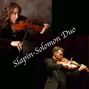 Hampden Acoustic Duo | Slapin-Solomon Duo
