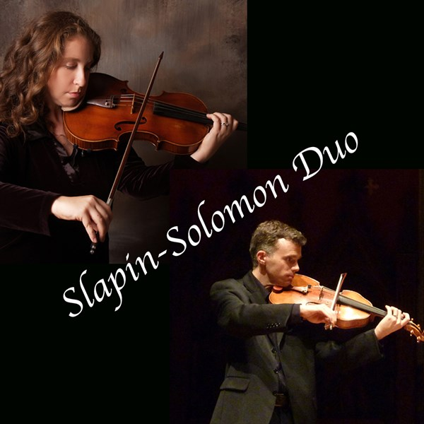 Slapin-Solomon Duo - Classical Duo - South Hadley, MA