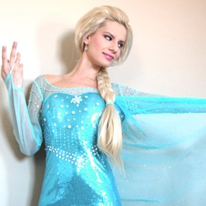 North Las Vegas Singing Telegram | Snow Princess