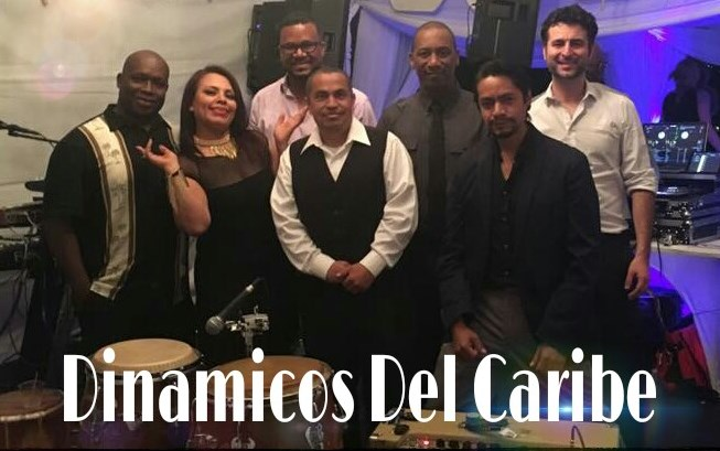 Full band caribbean and latin music