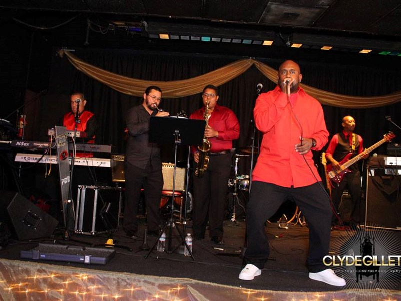 Caribbean Dynamics Band (Dinamicos Del Caribe) - Reggae Band - Los Angeles, CA