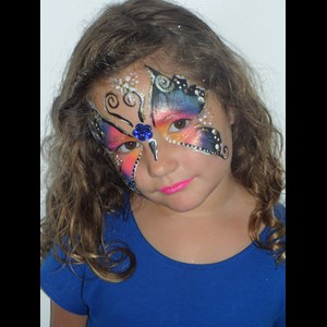 Oregon Face Painter | FACE PAINTING-Beyond The Lines face art
