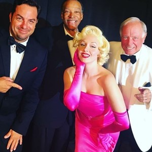 Camp Pendleton Frank Sinatra Tribute Act | Rat Pack Revisited