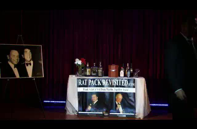 Rat Pack Revisited - Rat Pack Tribute Show - Fontana, CA