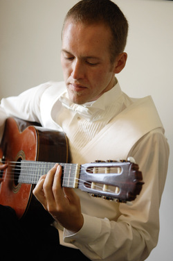 Sean Mawhirter - Classical Acoustic Guitarist - Lawrence, KS