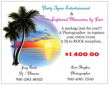 Party Tyme Entertainment - DJ - Carthage, NC