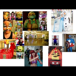 Kansas City Costumed Character | Party Ventures LLC