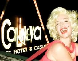 Marilyn at CalNeva