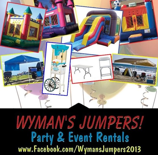 Wyman's Jumpers & Party Rentals - Bounce House - Orange, CA