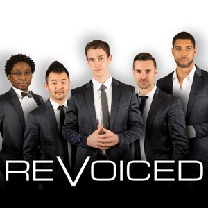 Blue A Cappella Group | reVoiced