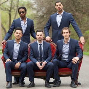 Sylvester A Cappella Group | reVoiced