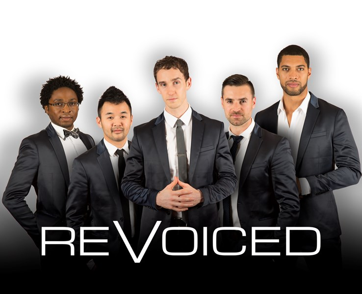 reVoiced - A Cappella Group - Los Angeles, CA