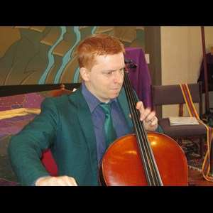 Bridgeport Cellist | Andrew Monohan, Solo Cellist