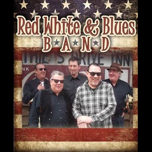 Georgia Classic Rock Band | Red White and Blues Band of Woodstock