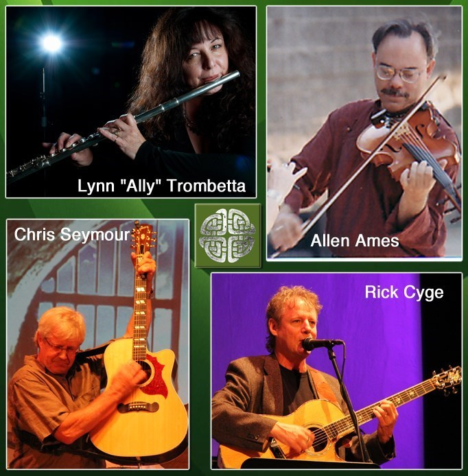"""Ally & the Boys"" Celtic Ensemble"