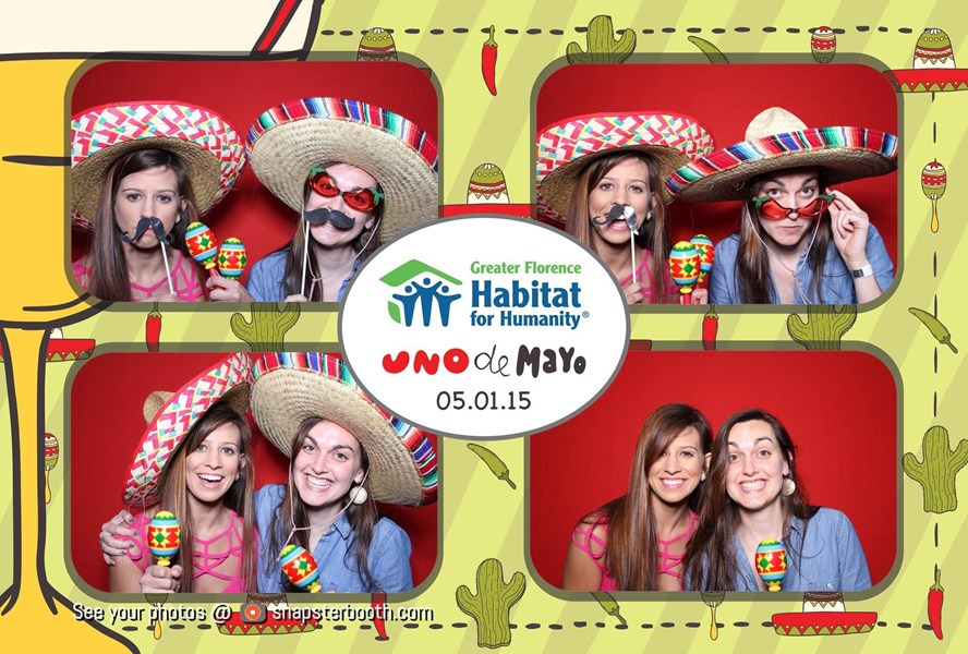 Snapsterbooth Photo Booth - Photo Booth - Greenville, SC