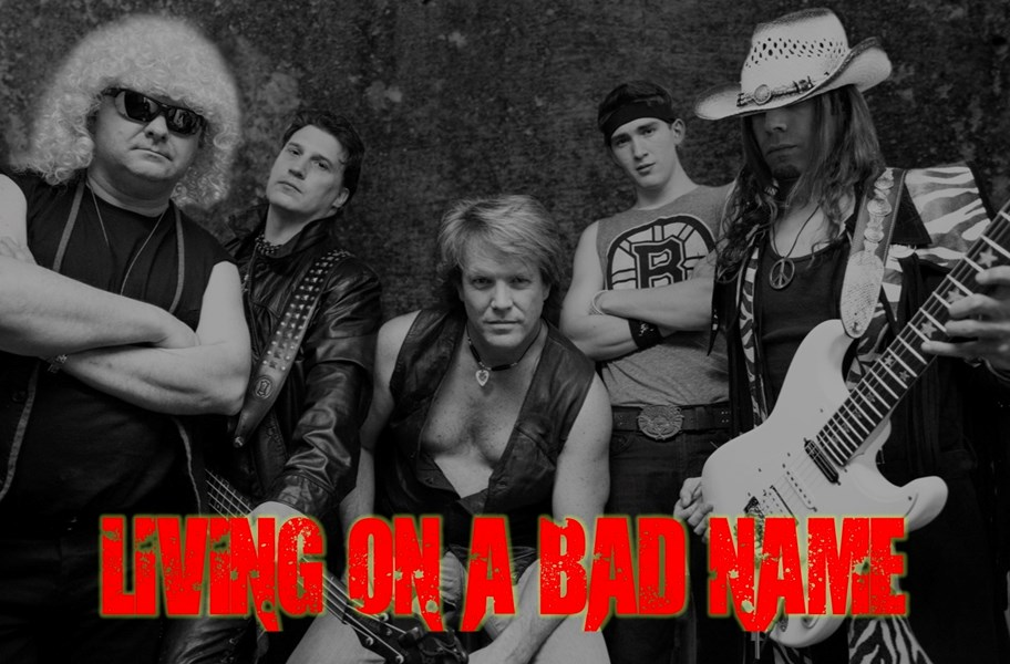 Living On A Bad Name (Bon Jovi tribute) - Bon Jovi Tribute Band - North Dartmouth, MA