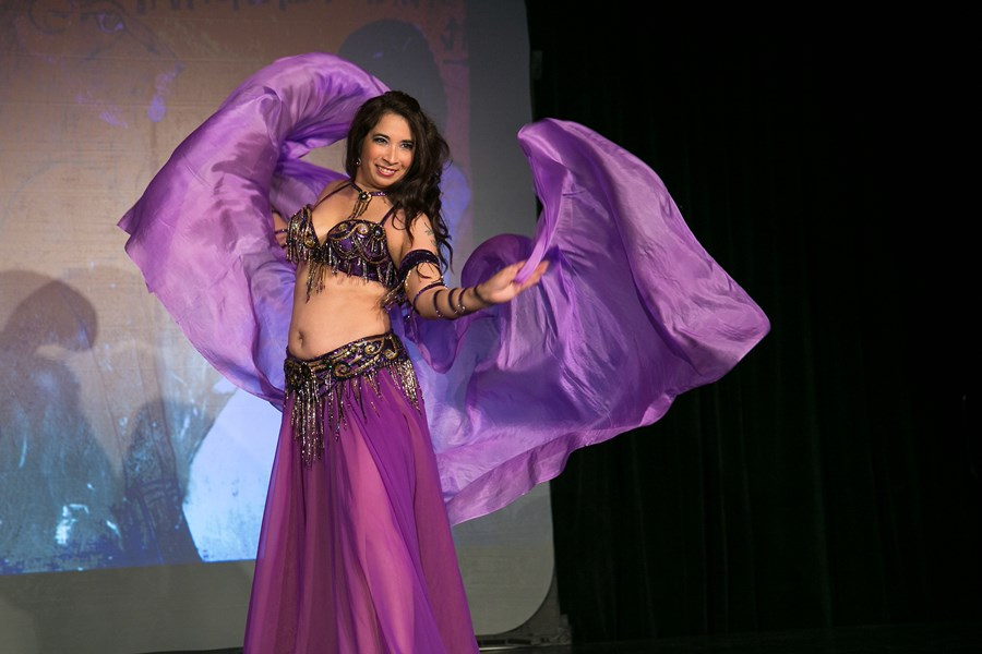 Lisa La Mar - Belly Dancer - Austin, TX