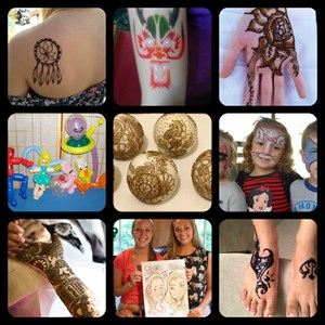 Lubec Face Painter | Arsaat Party Entertainers
