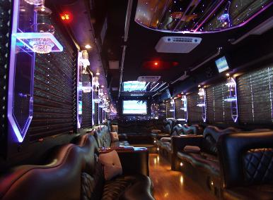 Pacific Excursions ENT., LLC Bus Rental - Party Bus - San Francisco, CA