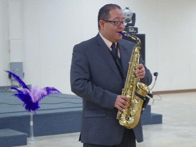 Smooth Jazz with Johnny Davila - Saxophonist - Eagle Pass, TX