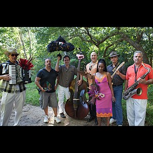 Chester Zydeco Band | HooDoo Loungers