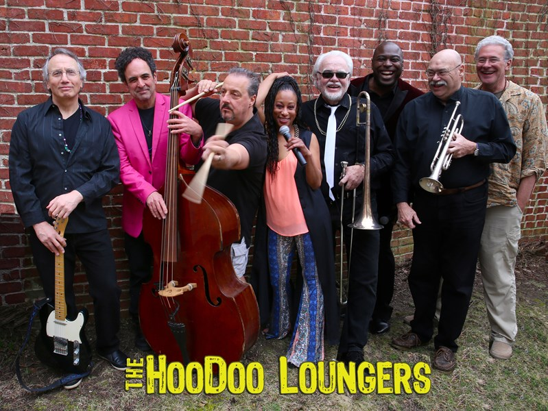 HooDoo Loungers - R&B Band - Sag Harbor, NY