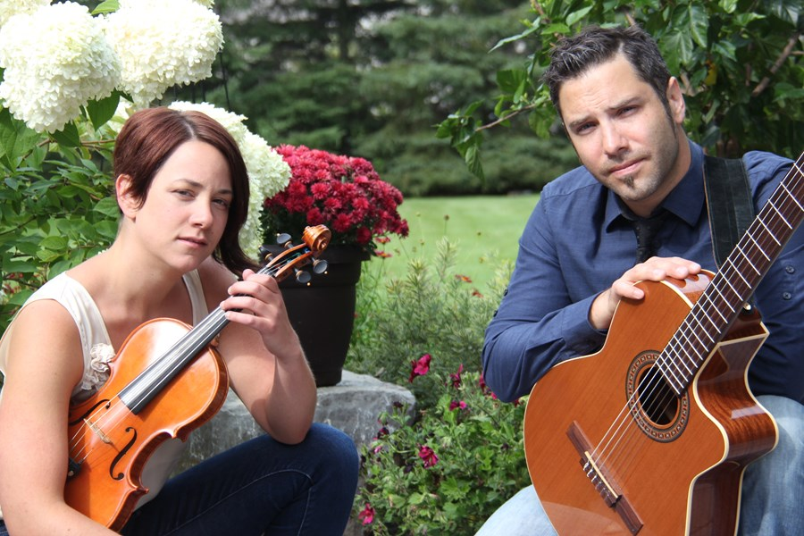 Sounds and Wonders Event Music - Classical Duo - Stouffville, ON