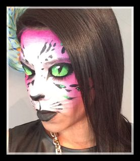Roz Art Works - Face Painter - Houston, TX