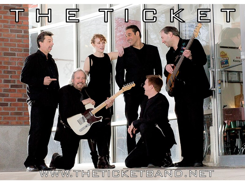 The Ticket - Dance Band - Keene, NH
