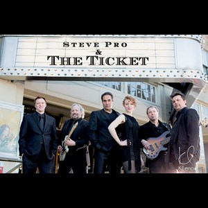 Shoreham Cover Band | The Ticket