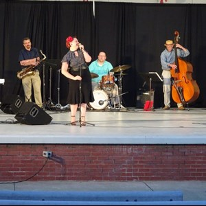Chippewa Lake 40s Band | JustJazzLive