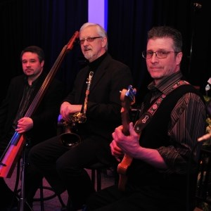 Fostoria Wedding Band | Just Jazz