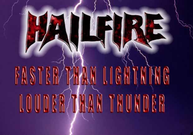 Hailfire - Rock Band - Saint Paul, MN