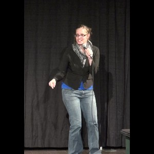 Newport News Clean Comedian | Trish Blaine