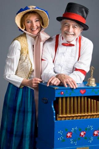 Organ Grinder Lola! - Singer - Rockville, MD
