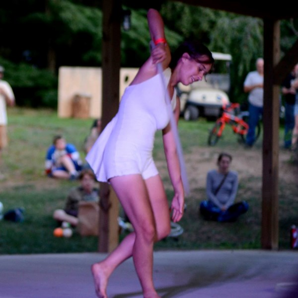 Laura Torraco Performance Artist - Hula Hoop Dancer - Amherst, MA
