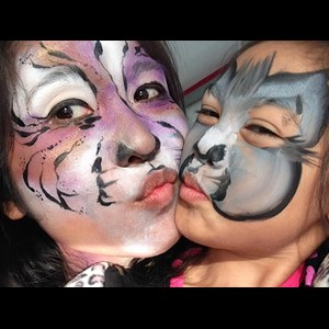San Diego Face Painter | Fancy Nancy Faces