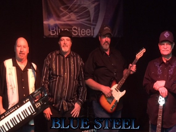 Blue Steel Band - Classic Rock Band - Bakersfield, CA