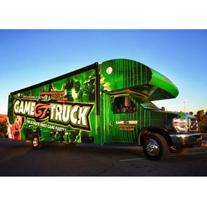 Newport Video Game Party | Game Truck!