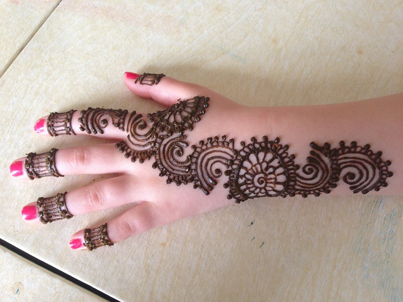 Cincy Henna Party - Body Painter - Cincinnati, OH