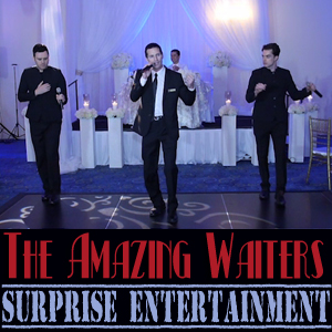 The Amazing Waiters (Singing Waiters) - Jazz Ensemble - Chicago, IL
