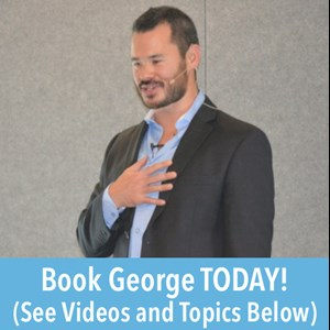 Victoria Keynote Speaker | George Carroll - Engaging Keynote Speaker