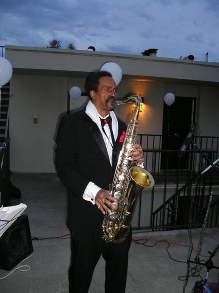 Dwaine 'The Sax Man' Spurlin - Jazz Band - San Francisco, CA