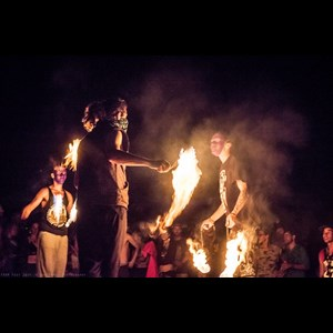 Trenton Fire Dancer | Fire-Jay Entertainment.