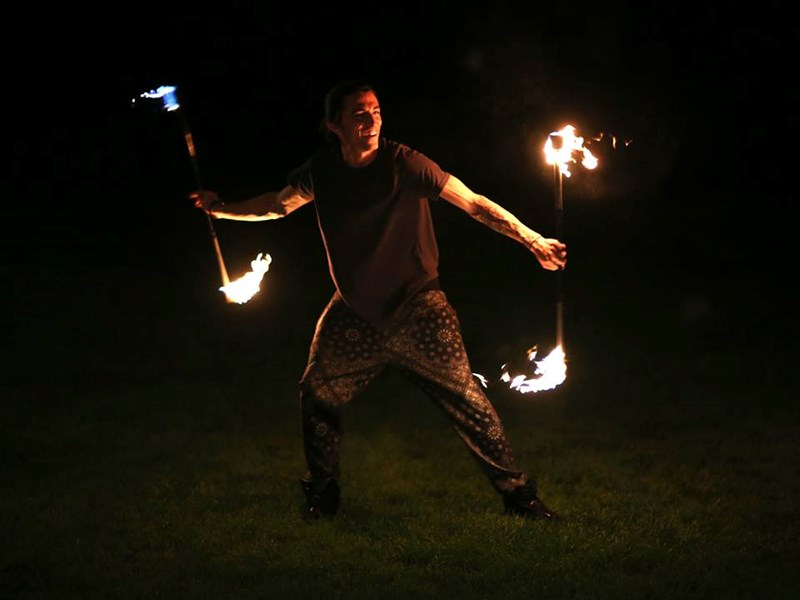 Fire-Jay Entertainment. - Fire Dancer - New York City, NY