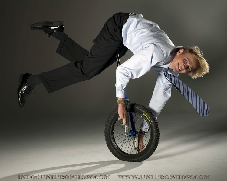 UniProShow: A World Champion Unicyclist - Unicyclist - Los Angeles, CA