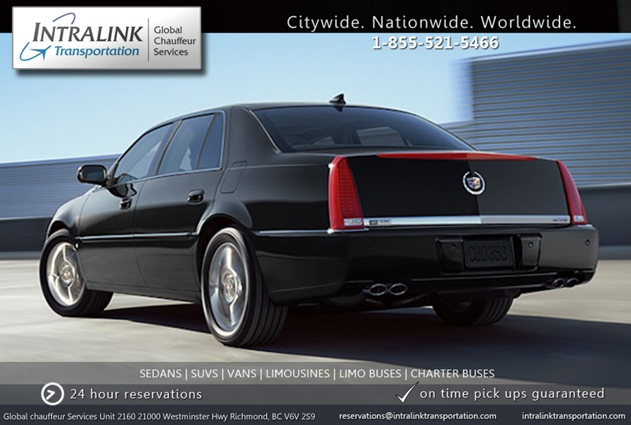Limousine & Town Car Company - Event Limo - Vancouver, BC